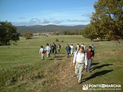 Senderismo Sierra del rincón; Power Walking; Andar rápido